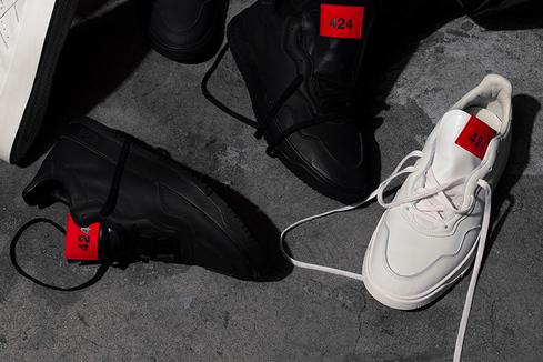 adidas Originals × 424: максимальный минимализм