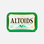 Леденцы Altoids Spearmint Curiosly Strong фото- 0