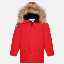 Мужская куртка парка Arctic Explorer MIR-1 Red/Red
