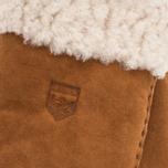 Женские варежки Hestra Sheepskin Ligth Brown фото- 1