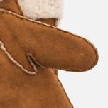 Женские варежки Hestra Sheepskin Ligth Brown фото- 3
