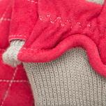 Женские варежки Hestra Mitt Red/Beige фото- 3