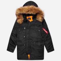 Мужская куртка парка Alpha Industries N-3B Slim Fit Black