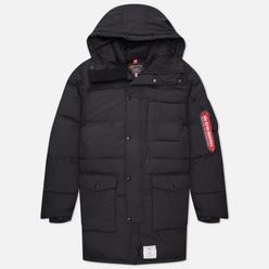 Мужская куртка парка Alpha Industries N-3B Quilted Black