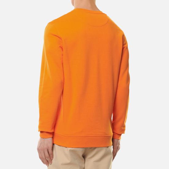 Мужская толстовка Lyle & Scott Classic Crew Neck Risk Orange