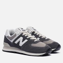 Мужские кроссовки New Balance ML574HD2 Grey/White