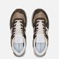 Мужские кроссовки New Balance ML574SHP Black Olive/Mushroom фото - 1