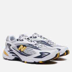 Мужские кроссовки New Balance 725 White/Kumquat