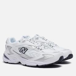 Мужские кроссовки New Balance 725 Metalic Silver/White