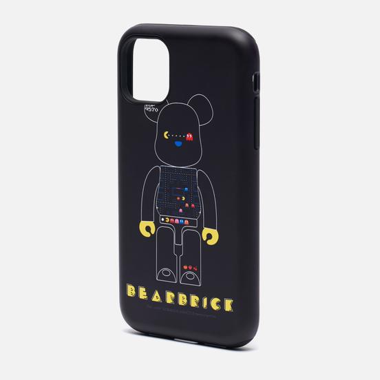 Чехол Medicom Toy Pac-Man Be@rbrick iPhone 11 Black