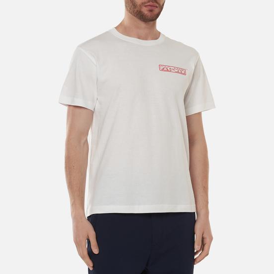 Мужская футболка Medicom Toy Pac-Man 1 White