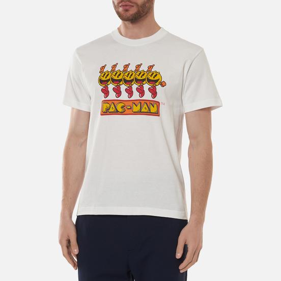 Мужская футболка Medicom Toy Pac-Man 2 White