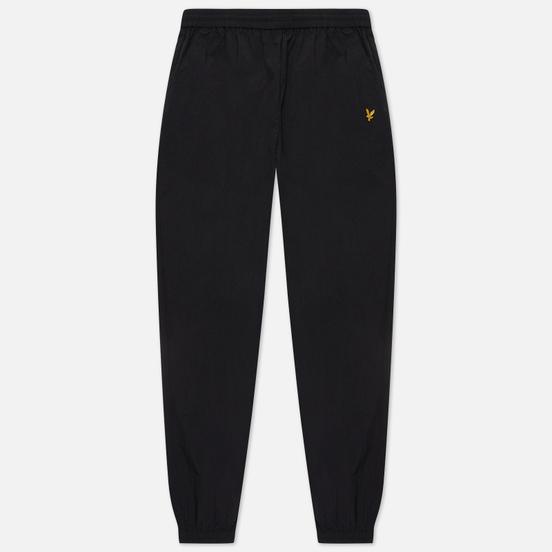 Женские брюки Lyle & Scott Nylon Track Regular Fit Jet Black