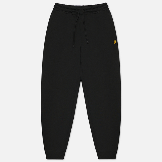 Женские брюки Lyle & Scott Tricot Jet Black