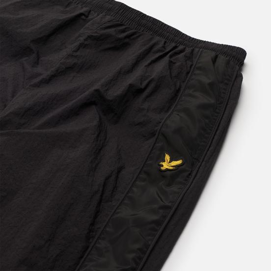 Женские брюки Lyle & Scott Perforated Track Jet Black