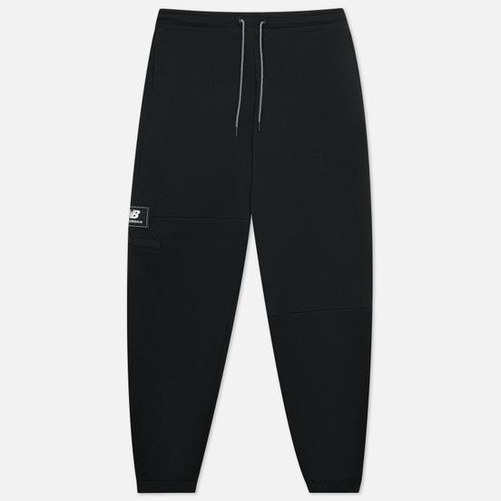 Мужские брюки New Balance Athletics Higher Learning Fleece Black