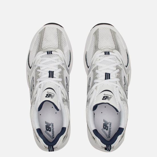 Мужские кроссовки New Balance MR530SG White/White