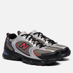 Мужские кроссовки New Balance 530v2 Retro Black/Red