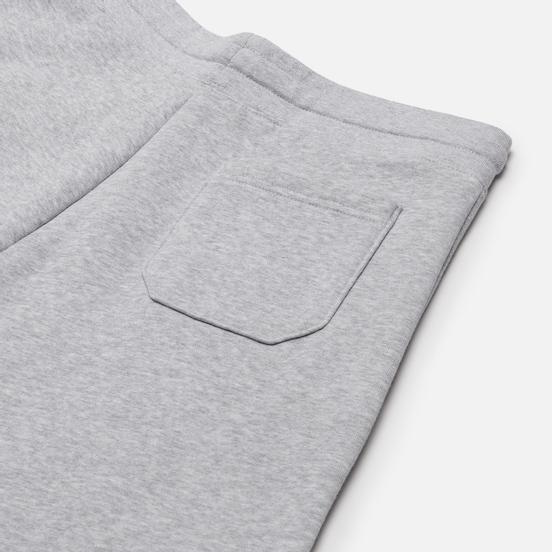 Мужские шорты MKI Miyuki-Zoku Relaxed Basic Grey