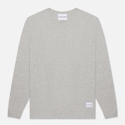 Мужской лонгслив MKI Miyuki-Zoku Relaxed Basic Grey