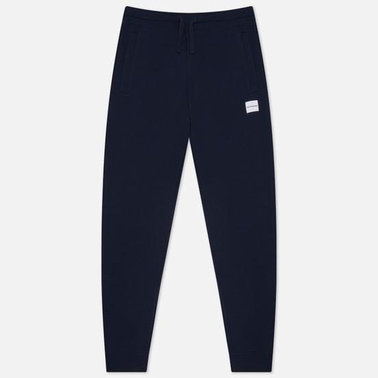 Мужские брюки MKI Miyuki-Zoku Relaxed Basic Track Navy