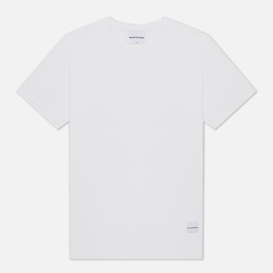 Мужская футболка MKI Miyuki-Zoku Relaxed Basic White