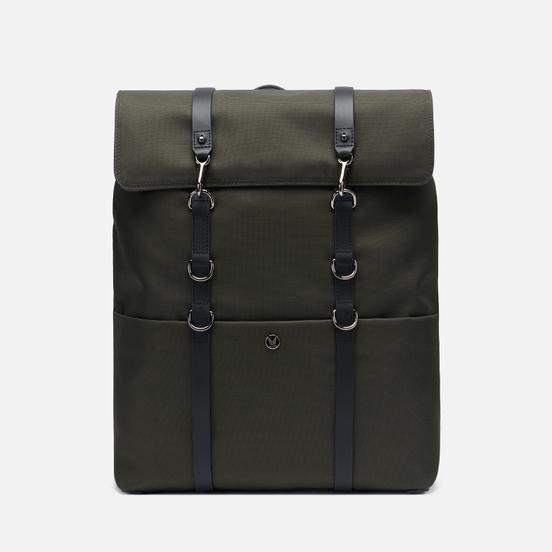 Рюкзак Mismo M/S Backpack Skagerrak/Black