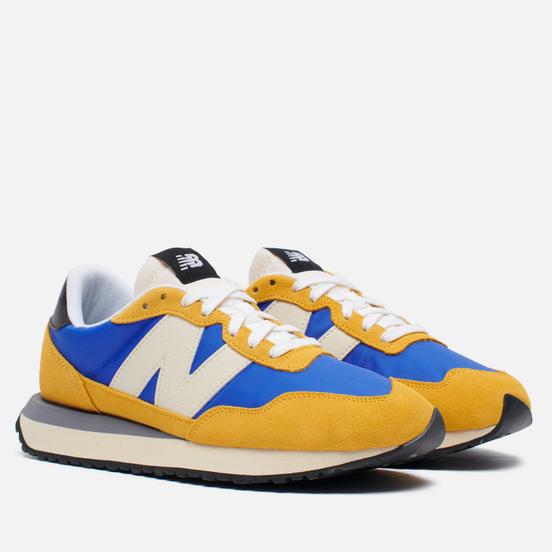 Мужские кроссовки New Balance MS237AA Cobalt Blue/Aspen