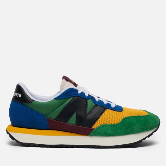 Кроссовки New Balance MS237LB1 Green/Yellow/Blue