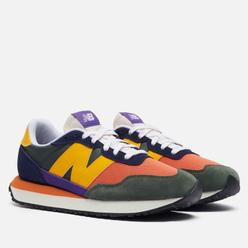 Мужские кроссовки New Balance MS237PK1 Orange/Multi-Color