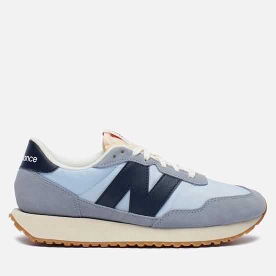 Кроссовки New Balance MS237SA Grey/Light Blue/Navy