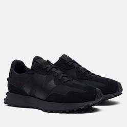 Мужские кроссовки New Balance 327 Triple Black Black/Black/Black