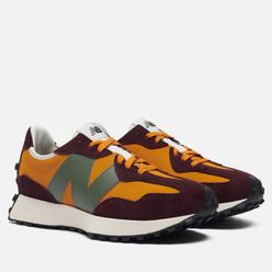 Мужские кроссовки New Balance 327 Ultra Luxe Madras Orange