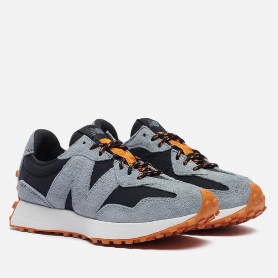 Мужские кроссовки New Balance MS327RE1 Black/Slate