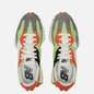 Мужские кроссовки New Balance MS327SFA Summer Bright Lime Green/Red/Grey фото - 1