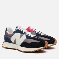 Мужские кроссовки New Balance MS327SFB Summer Bright Grey/Navy/Black