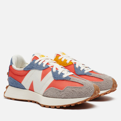 Мужские кроссовки New Balance MS327SFC Summer Bright Red/Navy/Grey