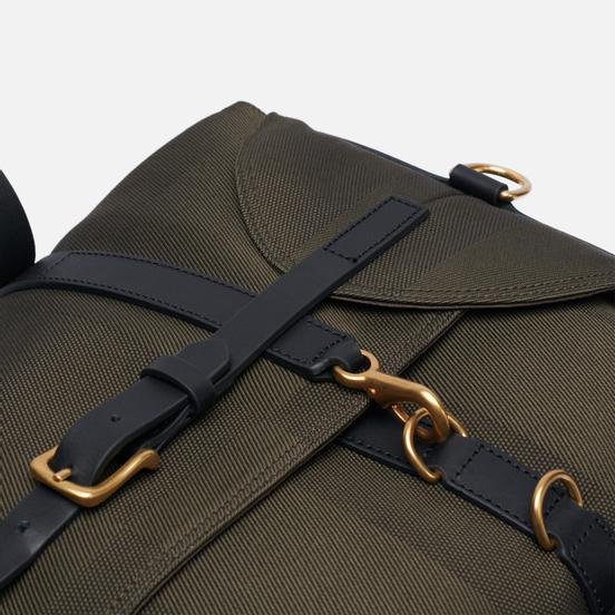 Дорожная сумка Mismo M/S Supply Kings Green/Black