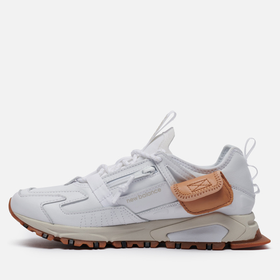Кроссовки New Balance X-Racer Tactical Utility White/Brown