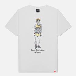 Мужская футболка New Balance Essentials Runner White