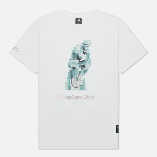 Мужская футболка New Balance Athletics Artist Lister 2 White