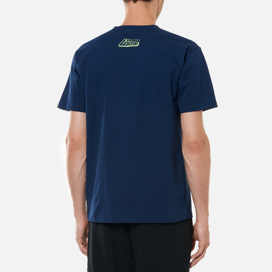Мужская футболка New Balance Athletics Artist Levitzo 2 Natural Indigo