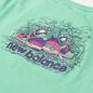 Мужская футболка New Balance Athletics Clash Graphic Agave Green фото - 2