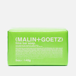 Мыло Malin+Goetz Lime Bar 140g фото- 0