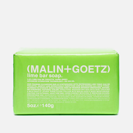 Мыло Malin+Goetz Lime Bar 140g