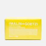 Мыло Malin+Goetz Rum Bar 140g фото- 0