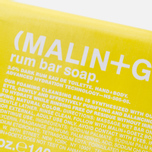 Мыло Malin+Goetz Rum Bar 140g фото- 1