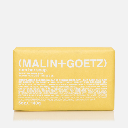 Мыло Malin+Goetz Rum Bar 140g