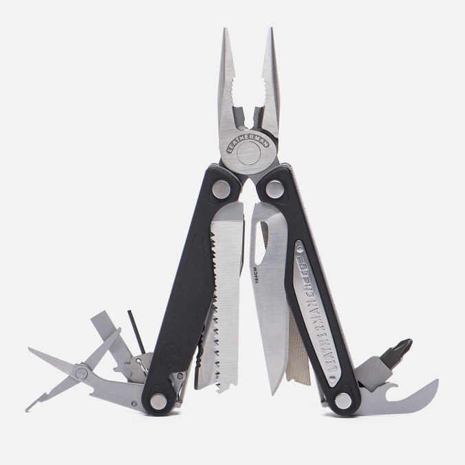 Мультитул Leatherman Charge AL Stainless Steel/Black