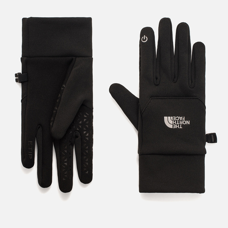 Мужские перчатки The North Face Etip Reflective TNF Black